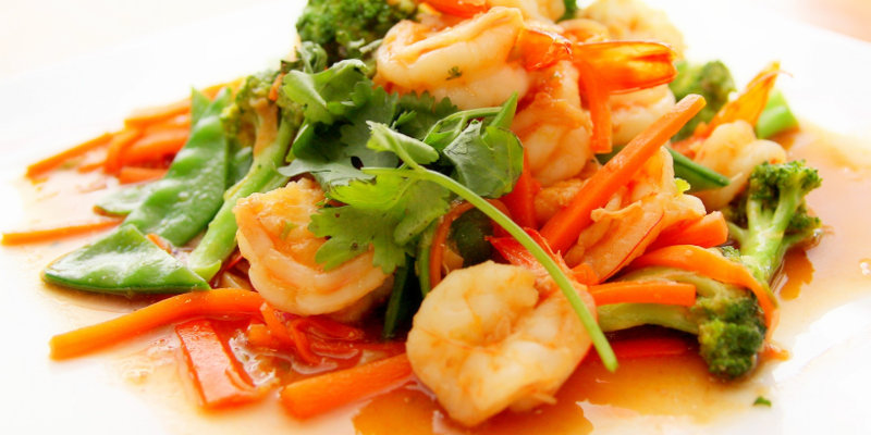 cholesterol prawns nutrition