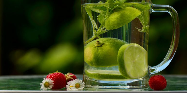 Detoxification water